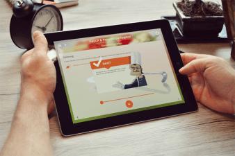HACCP op tablet